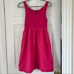 Gap Cotton Pocket Dress